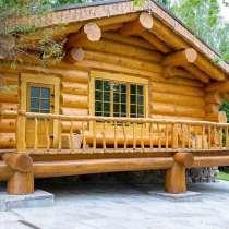 Строительство домов бань дерево, в Смоленске