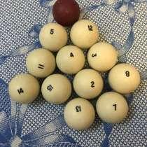 Продаю шары для русского бильярда, в Москве