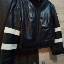 Куртка кожаная, женская, в Краснодаре