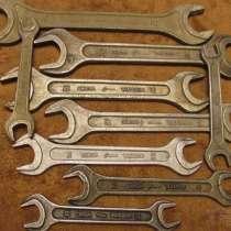 Ключи рожковые, накидные, головки СССР, в Таганроге