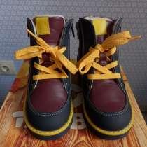 Ботинки детские TapiBoo демисезонные новые, р-р 28, в Москве