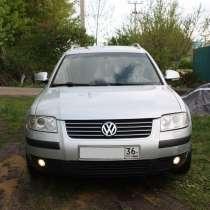 Volkswagen Passat - 2003 г. в, в Воронеже