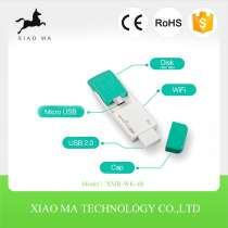 Беспроводной USB адаптер U Disk WiFi 16 Gb, в Мытищи