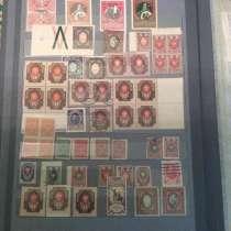 Почтовые марки и блоки, в Курске