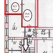 Сдам часть офиса в аренду (8,5 м2) 2 этаж, в Кемерове