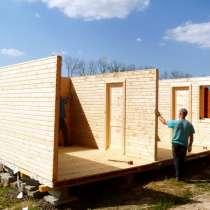 Строительство деревянных домов от 50 руб./кв. м, в г.Минск