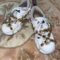 Кроссовки Gucci 'Flashtrek' со съёмным декором, в Петропавловск-Камчатском