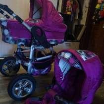 Детская коляска для девочки, в Канаше