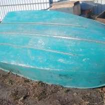 Лодка ершь, в Тюмени