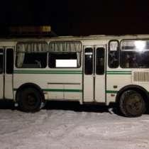 городской автобус ПАЗ 32054, в Новокузнецке