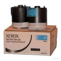 Тонер-картридж Xerox DocuColor 12 (синий), в Каменске-Уральском