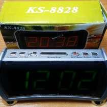 Часы электронные KS-8828, в Перми