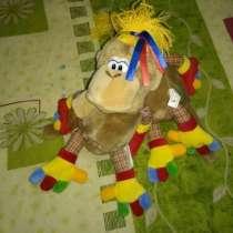 Отдам две обезьянки (мягкие игрушки) новые, в Москве