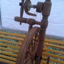 Ретро прялка, вид новой, в Морозовске
