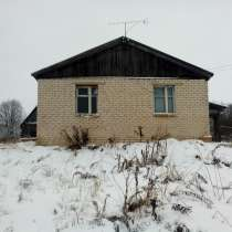 Продается дом в Оленинском районе, в Голицыне