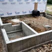 Фундаменты, бетонные работы, в Смоленске