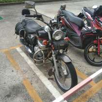 Продам мотоцикл Kawasaki boss 175, в г.Паттайя