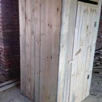 Дачные беседки и туалеты из дерева!!!, в Москве