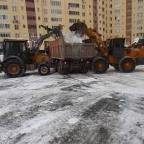 Уборка и вывоз снега. Аренда погрузчиков и самосвалов, в Нижнем Тагиле