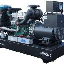 Дизель-генераторные установки GMGen серия Volvo Penta, в Москве