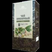 Имбирный чай, в Новосибирске