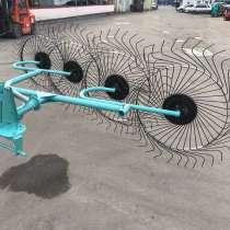 Грабли-ворошилки усиленные OGR- 4-х дисковые, в Белгороде