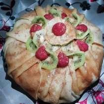 Блиный торт, в Твери
