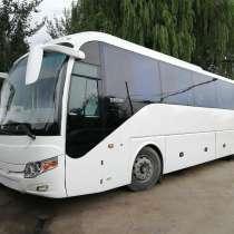Туристический автобус Yutong, в г.Алматы