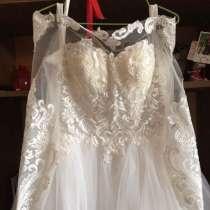Продаю свадебное платье, в Волгограде