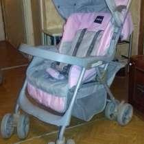 Детская коляска для девочки в отличном состоянии, в Севастополе