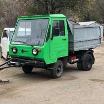 Мультикар доставка сыпучих материалов, грузоподъемность 3 т, в Севастополе