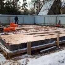 Строительство фундаментов, в Москве