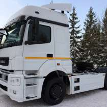 КАМАЗ-5490-892-87 HEO(Евро-5) с газодизельной системой, в Нижнем Новгороде
