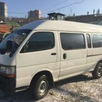 Грузоперевозки. Грузовой микроавтобус по городу и краю!, в Владивостоке