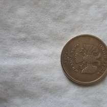 Бракованая монета, в г.Мюнхен