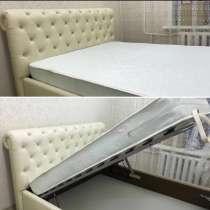Изготавление кроватей на заказ С мягким изголовьем, в г.Астана