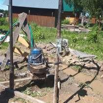 Продам буровую установку на воду (электрическая), в Вологде