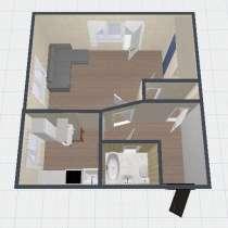 Квартира в кирпичном доме с видом на Неву, в Всеволожске