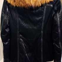 Куртка женская, 46-48 размер, натуральный мех, ТОТО group, в Санкт-Петербурге