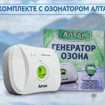 Очиститель воздуха -озонатор АЛТАЙ уничтожает вирусы, в Москве