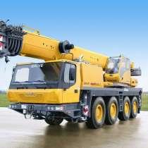 80 тонн Автокран Grove GMK4080 80т NEW 2020год, в Санкт-Петербурге