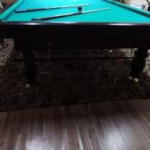 Продам бильярдный стол в отличном состоянии, в Новосибирске