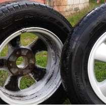 Продам литые диски от хундай старекс Н-1, в г.Мозырь