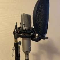 Студийный микрофон Neumann U87Ai, в Москве