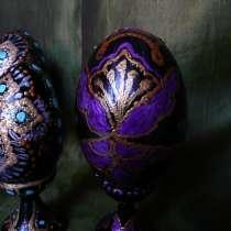 Пасхальные яйца, в Челябинске