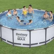 Каркасный бассейн, в Самаре