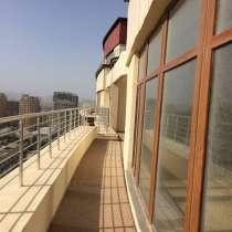 8 комнатная в новостройке(пентхаус), в г.Баку