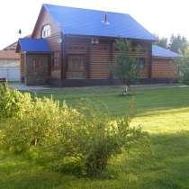 Дом 191 м2 на участке 44 сот, в Малоярославце