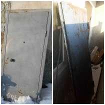 Продам железные двери, в г.Усть-Каменогорск