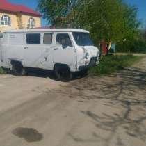 УАЗ 3909, в Краснодаре